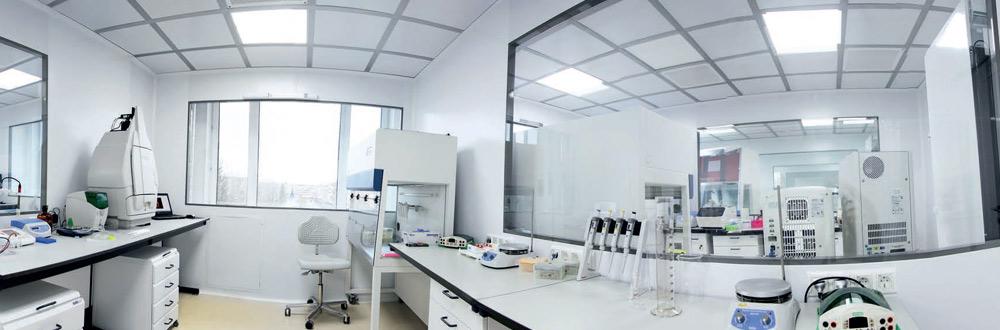 Комплекс решений для аналитических и исследовательских лабораторий ОКК