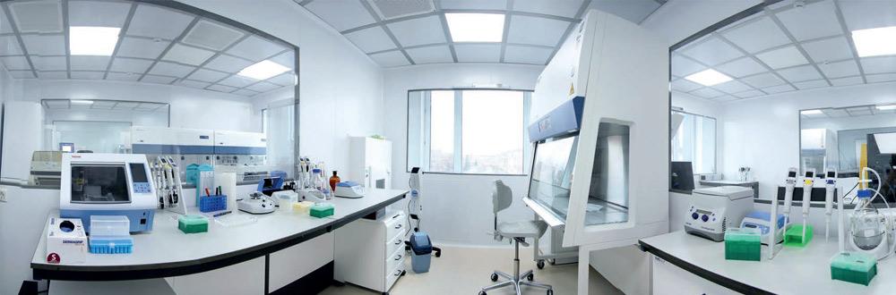 Решения для биотехнологической лаборатории